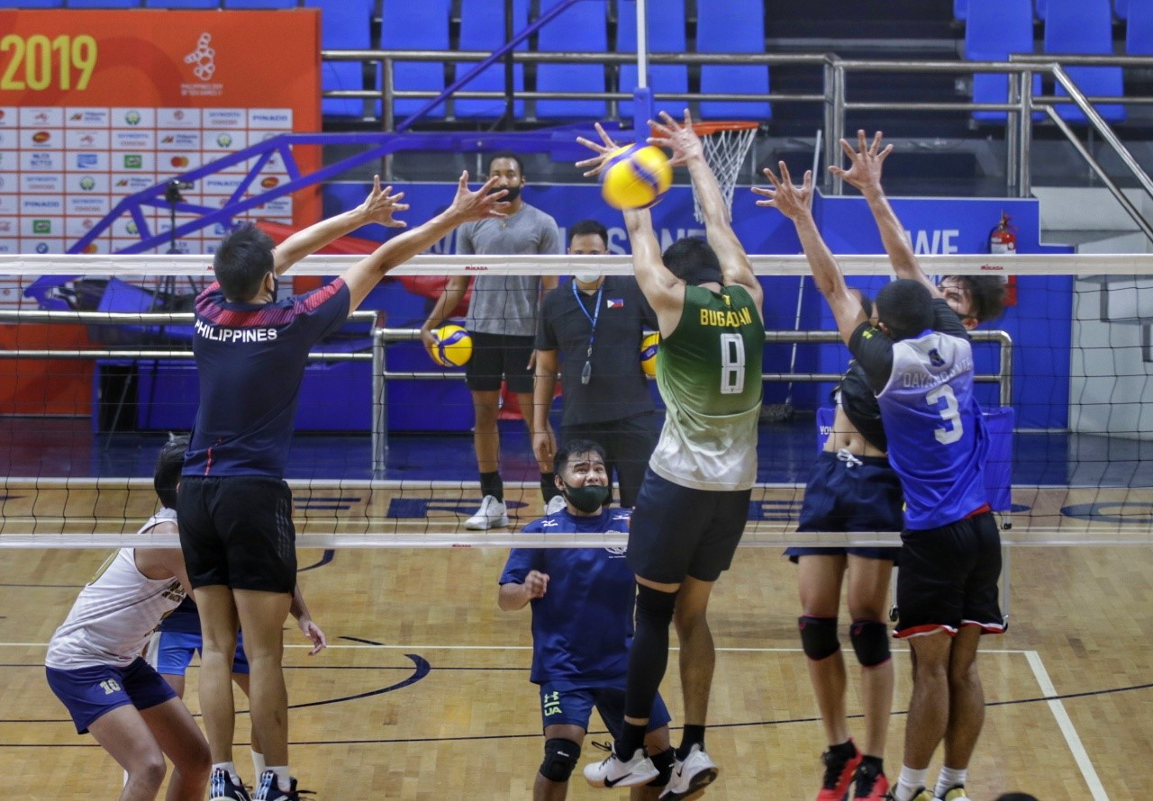 PNVF HOLDS NATIONAL TEAM TRYOUTS IN SUBIC
