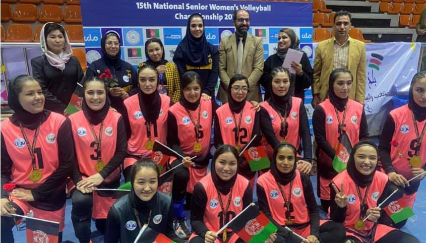AVF ANNOUNCES REMARKABLE SUCCESS IN HOSTING AFGHANISTAN WOMEN'S NATIONAL VOLLEYBALL CHAMPIONSHIP