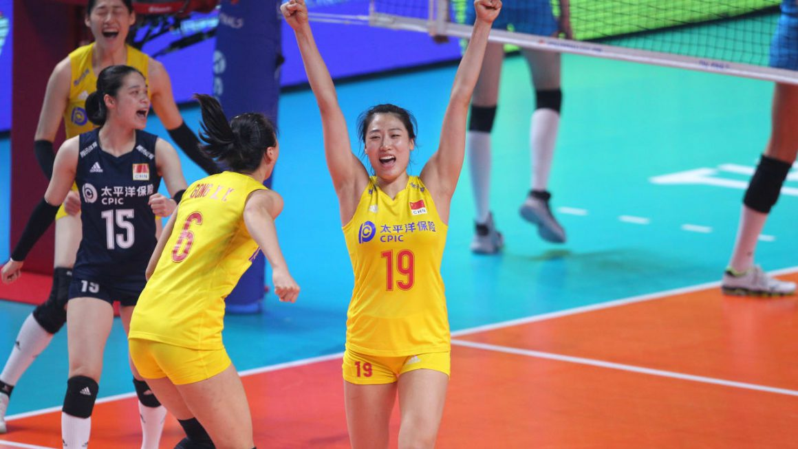 LIU SPIKES HER WAY TO VNL HONOURS