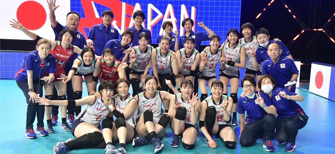 MAYU ISHIKAWA, AI KUROGO POWER CLASSY JAPAN TO STRAIGHT-SET WIN AGAINST CHINA IN VNL