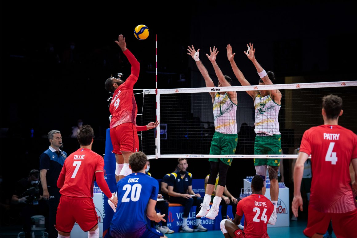 AUSTRALIA LOSE THEM ALL IN THEIR FIRST-WEEK CAMPAIGN OF 2021 VNL