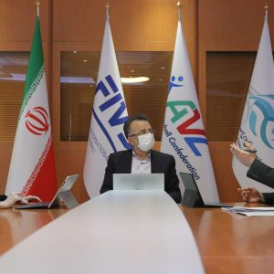 THREE IRIVF OFFICIALS SELECTED AS MEMBERS IN FIVB COMMISSIONS AND COUNCILS