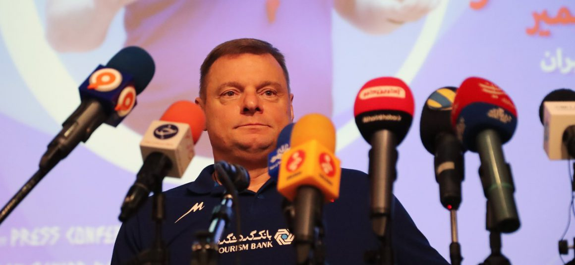 ALEKNO SPEAKS IN IRIVF NEWS CONFERENCE