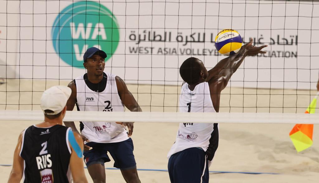 QATAR'S CHERIF/AHMED TO GAIN INTERNATIONAL EXPOSURE AHEAD OF TOKYO OLYMPICS