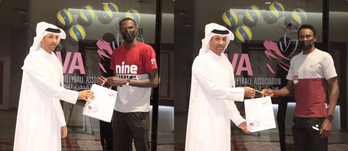 CHERIF/AHMED HONORED BY QVA
