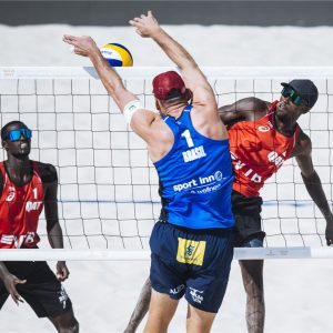 QATARIS CHERIF/AHMED IN FOURTH CONSECUTIVE FINAL FOUR ON FIVB WORLD TOUR IN SOCHI