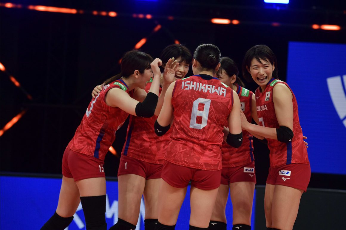 AND THEN THERE WERE THREE: JAPAN, USA, TURKEY GO UNBEATEN INTO VNL WEEK 2