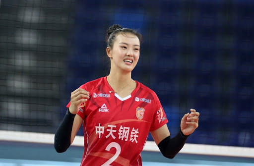 ZHANG CHANGNING STEERS CHINA TO COMEBACK WIN OVER KOREA IN VNL