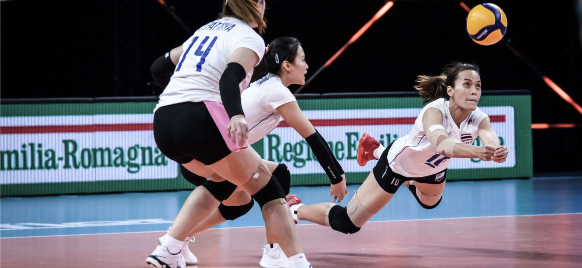 POLAND TOO STRONG FOR THAILAND AT 2021 VNL