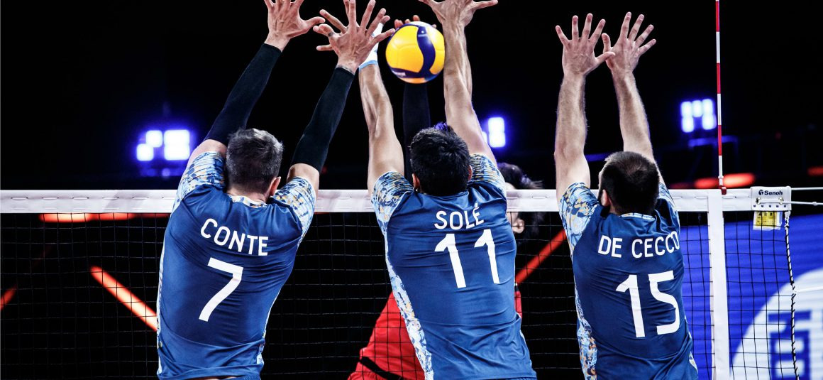 JAPAN BEATEN BY ARGENTINA FOR 4TH LOSS AT 2021 VNL
