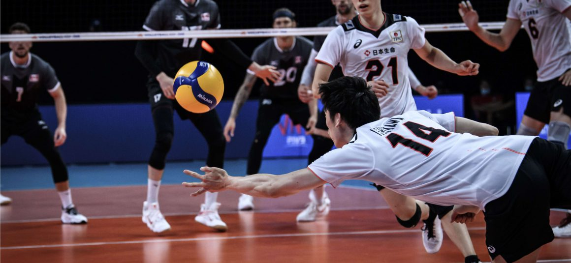 JAPAN SUCCUMB TO 0-3 DEFEAT TO CANADA FOR 6TH LOSS AT 2021 VNL