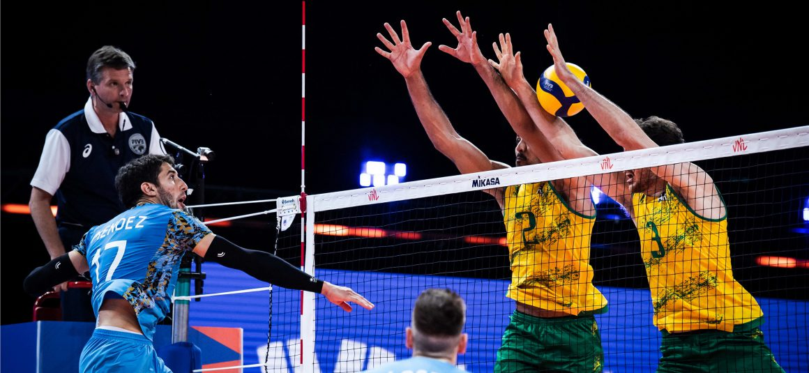 VOLLEYROOS STILL LOOKING FOR FIRST WIN AT 2021 VNL AFTER 0-3 LOSS TO ARGENTINA