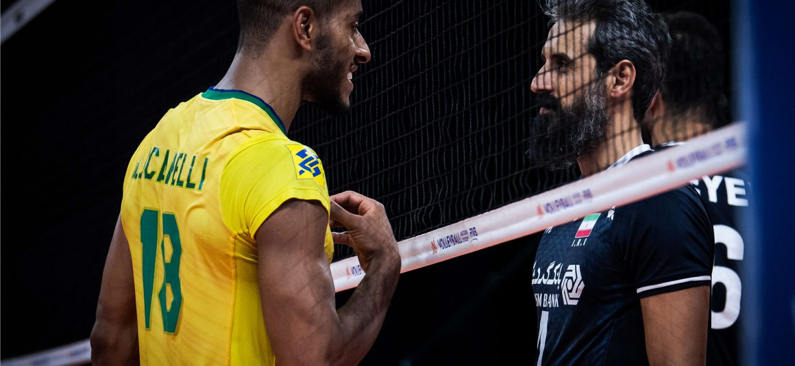 OLYMPIC CHAMPS BRAZIL A TOUGH NUT TO CRACK FOR ASIAN WINNERS IRAN