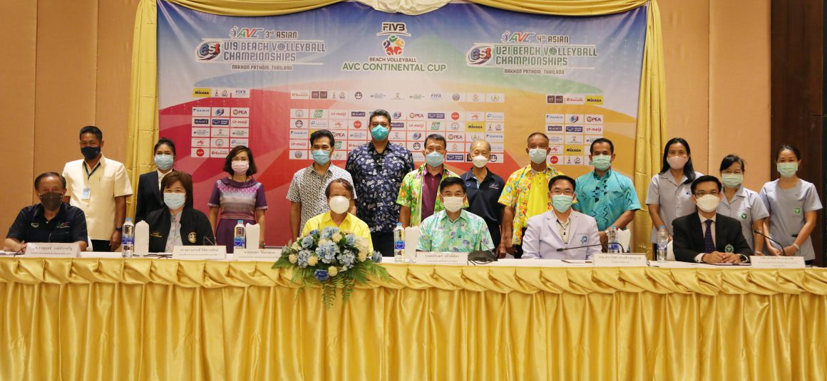 NAKHON PATHOM, THAILAND READY TO HOST FOUR MAJOR BEACH VOLLEYBALL EVENTS IN SECURE BUBBLE