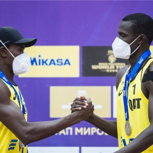 HISTORIC JUMP FOR QATAR'S BEACH VOLLEYBALL TEAM IN FIVB WORLD RANKINGS