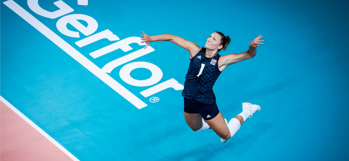 GERFLOR WILL CONTINUE TO SUPPORT VOLLEYBALL ON GLOBAL STAGE