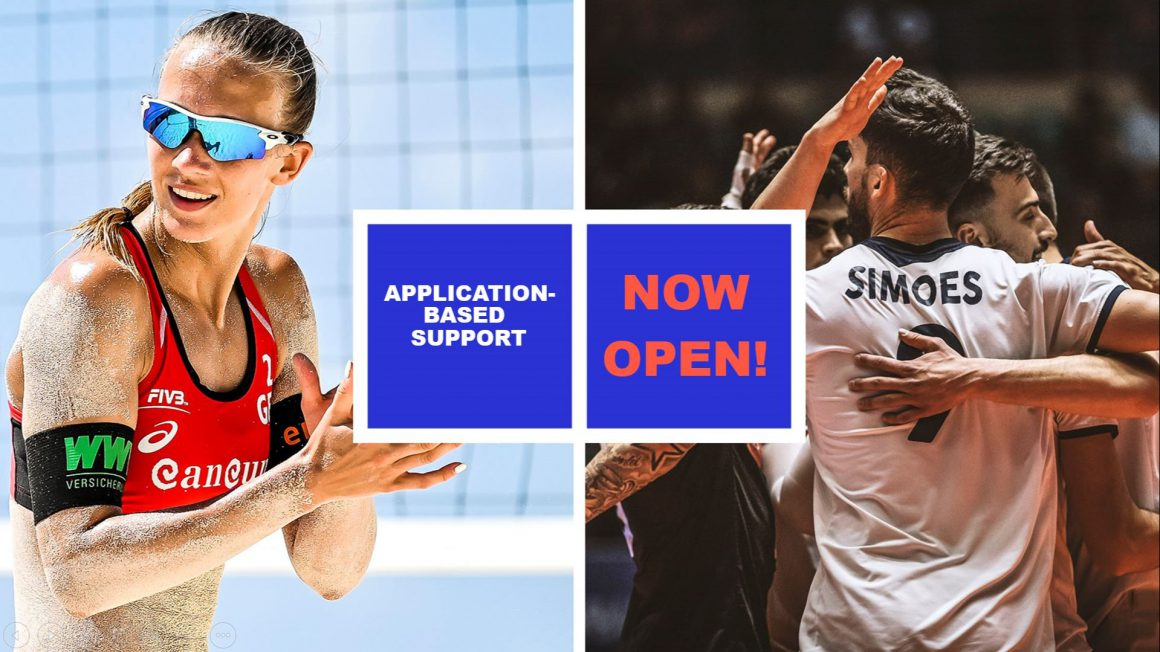FIVB PRESIDENT OPENS YEAR-ROUND PLATFORM FOR NATIONAL FEDERATION APPLICATION-BASED SUPPORT