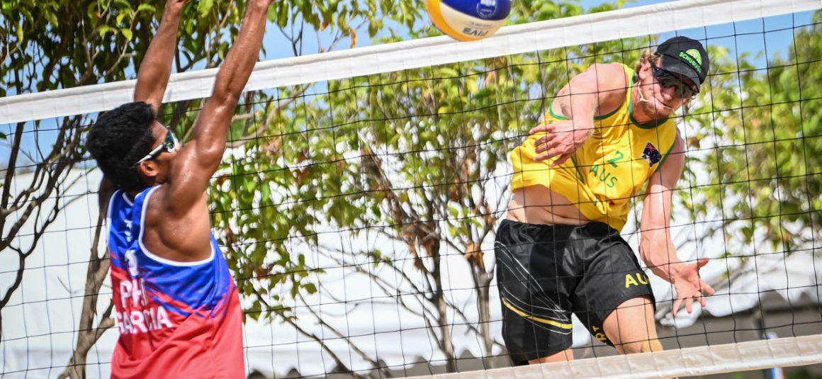 AUSTRALIA, JAPAN SET UP MEN'S SHOWDOWN IN AVC CONTINENTAL CUP SEMI-FINALS