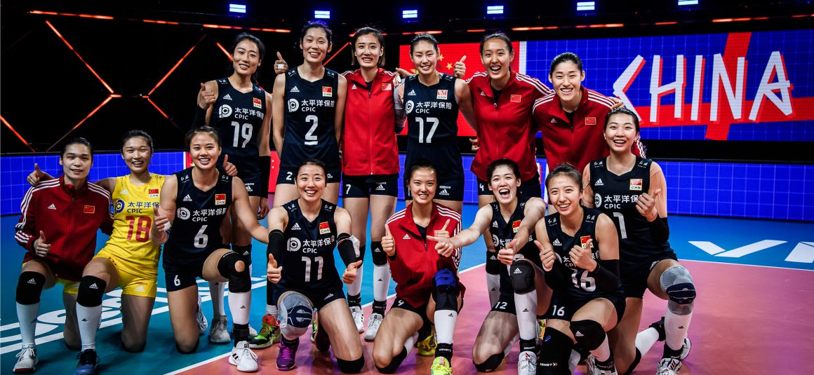"""LI YINGYING: """"WE PLAYED VERY WELL IN DEFENCE AND BLOCK"""""""
