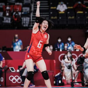 KOBATA BRINGS JAPAN 'JOLT OF ENERGY'