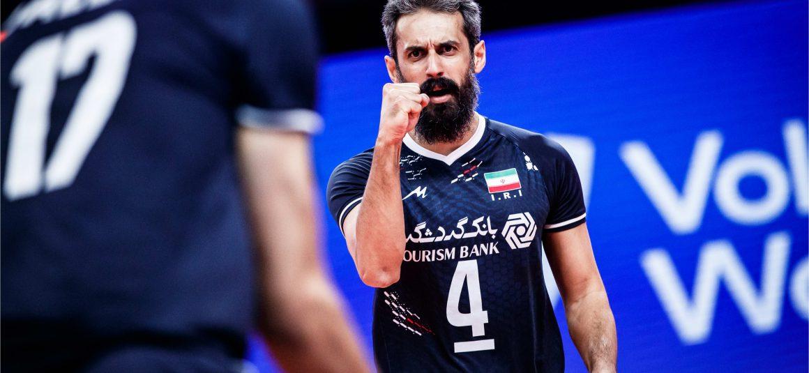 IRAN ANNOUNCES TOKYO 2020 SQUAD