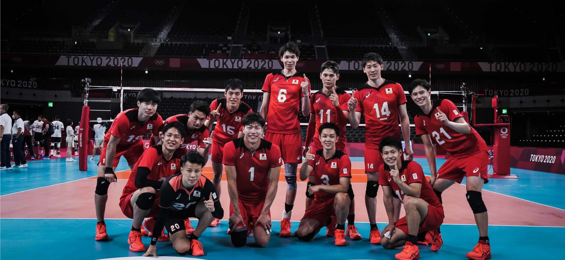 JAPAN OFF TO VICTORIOUS START IN TOKYO 2020