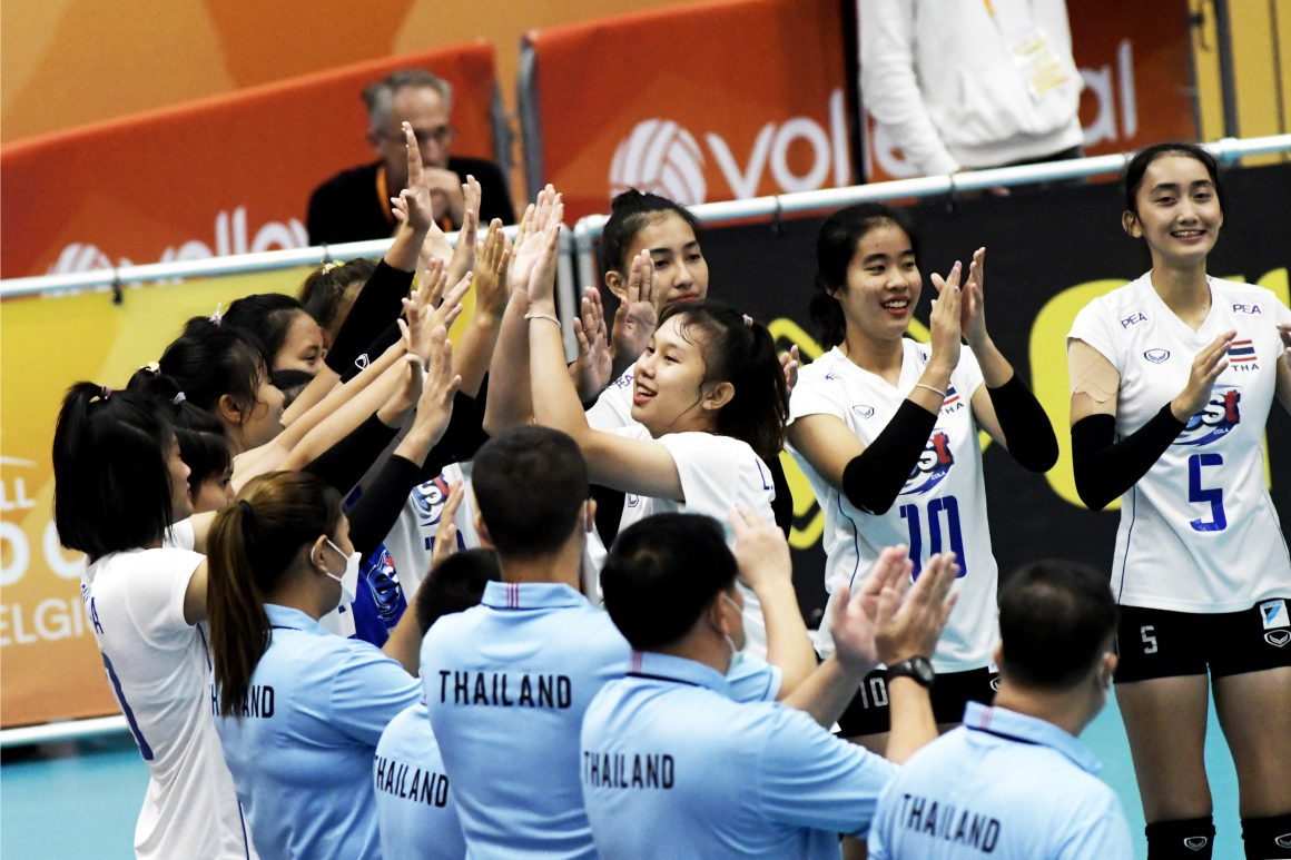 THAILAND SUCCUMB TO ANOTHER STRAIGHT-SET LOSS AT HANDS OF USA IN WOMEN'S U20 WORLDS
