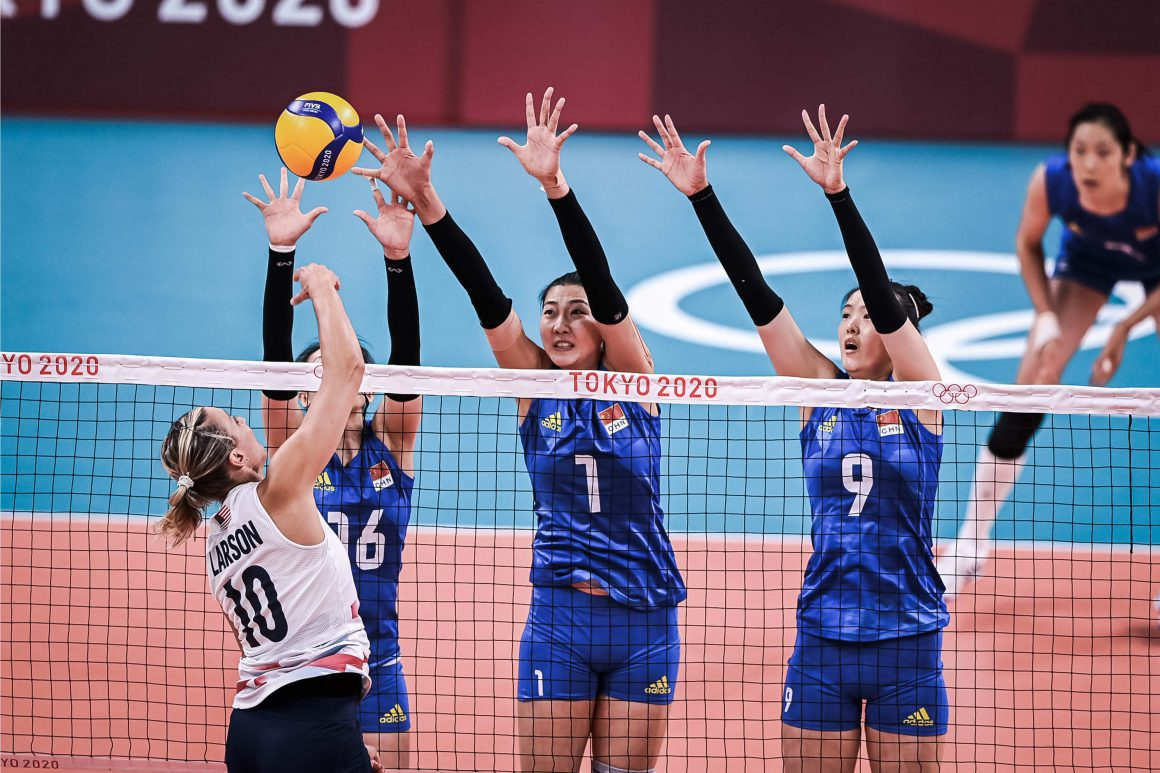 THOMPSON POWERS USA TO DRAMATIC WIN OVER REIGNING CHAMPIONS CHINA