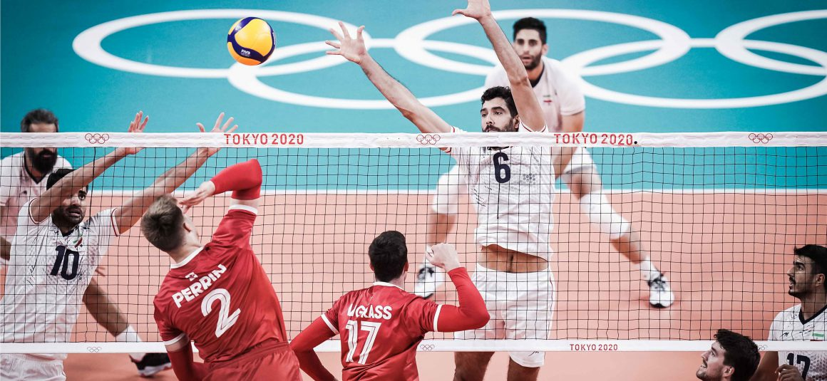 IRAN GO DOWN 0-3 TO CANADA TO SUFFER FIRST LOSS IN TOKYO 2020