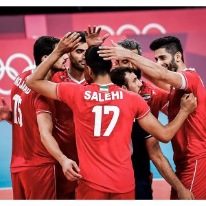 IRAN WIN TWO IN A ROW IN TOKYO 2020