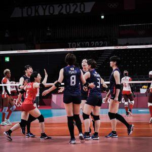 ISHIKAWA, KUROGO LEAD JAPAN TO STRAIGHT-SET WIN AGAINST KENYA IN TOKYO 2020
