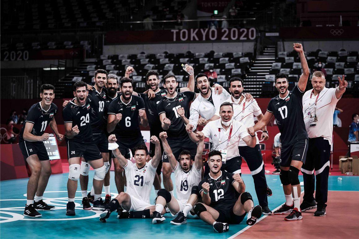IRAN STUN WORLD CHAMPS POLAND WITH INCREDIBLE COMEBACK