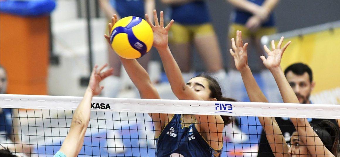 THAILAND CONTINUE LOSING STREAK AT FIVB WOMEN'S U20 WORLD CHAMPIONSHIP