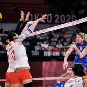 BACK AGAINST WALL, CHINA NEED MUST-WIN MATCH AGAINST ITALY TO KEEP THEIR OLYMPIC HOPES ALIVE