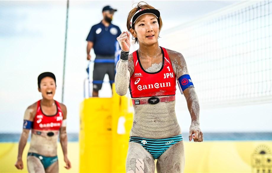 TOKYO 2020 BEACH VOLLEYBALL SCHEDULE ANNOUNCED