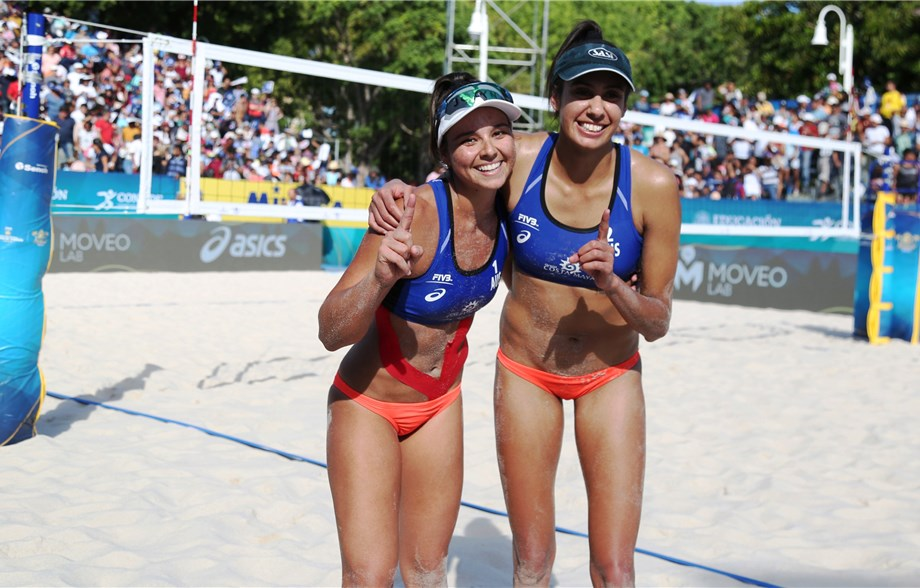 DRAW REVEALS POOLS FOR TOKYO 2020 BEACH VOLLEYBALL TOURNAMENT