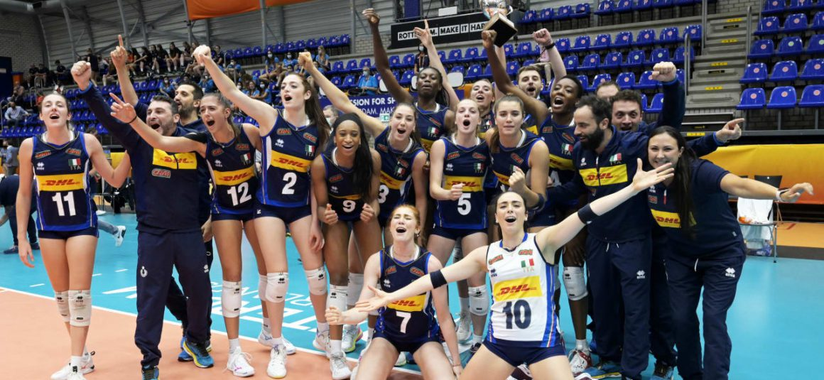 ITALY CROWNED U20 CHAMPIONS, AS THAILAND FINISH 14TH AFTER GOING DOWN TO BELGIUM
