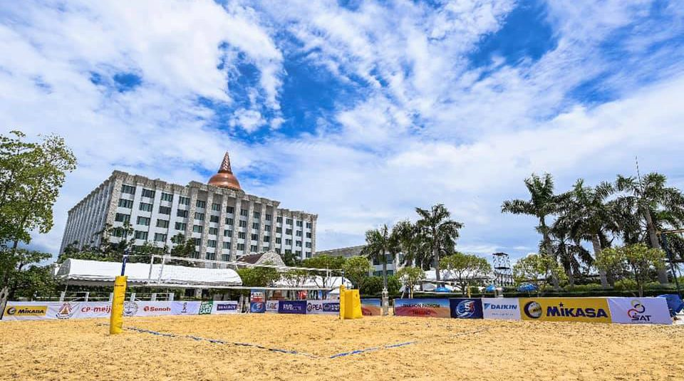 ASIAN U19 BEACH VOLLEYBALL CHAMPIONSHIPS TO KICK OFF IN THAILAND ON JULY 3