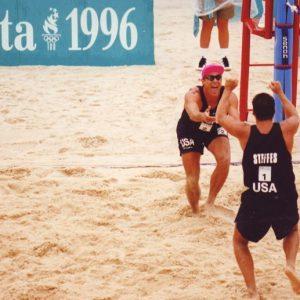 BEACH VOLLEYBALL CELEBRATES 25TH ANNIVERSARY SINCE ATLANTA 1996 DEBUT