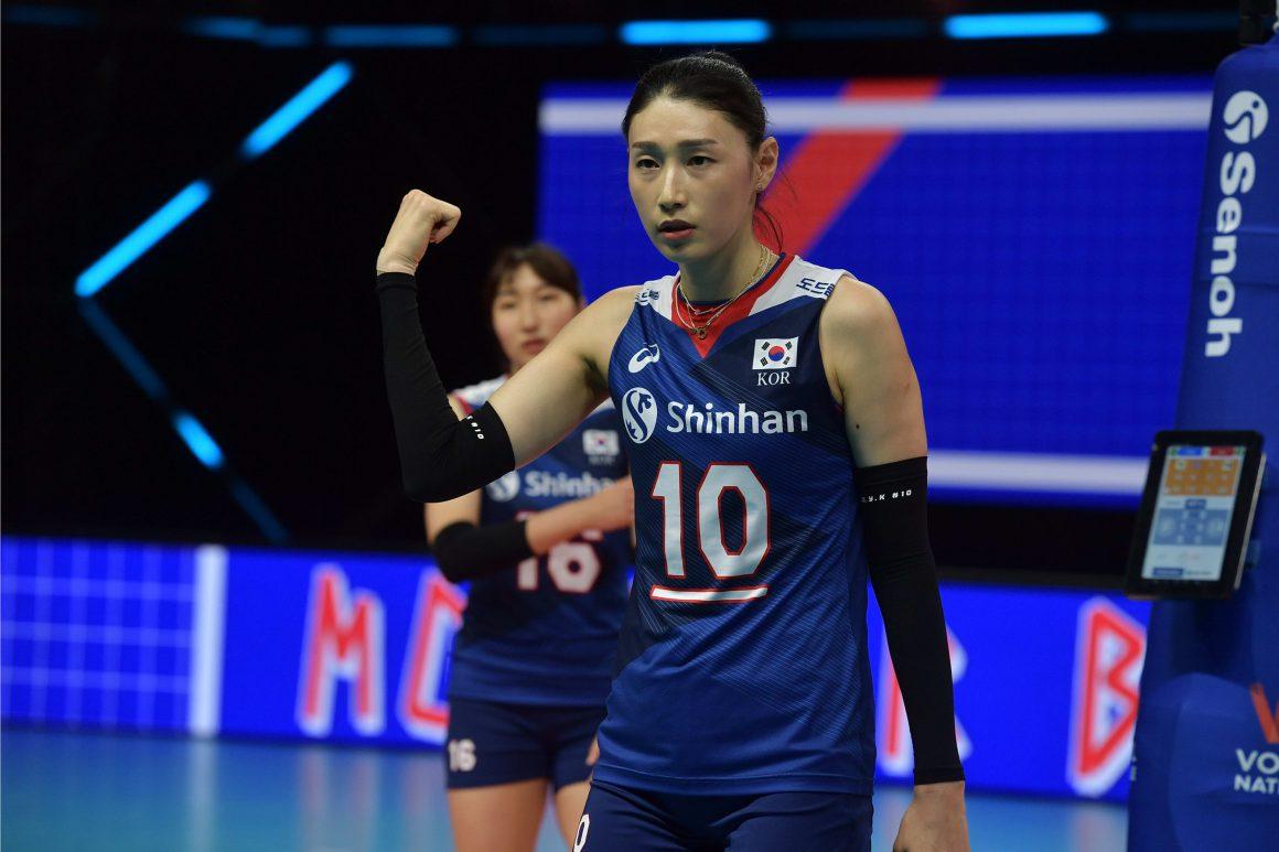 STAR SPIKER KIM YEON-KOUNG NAMED ONE OF SOUTH KOREA FLAG-BEARERS AT TOKYO OLYMPICS