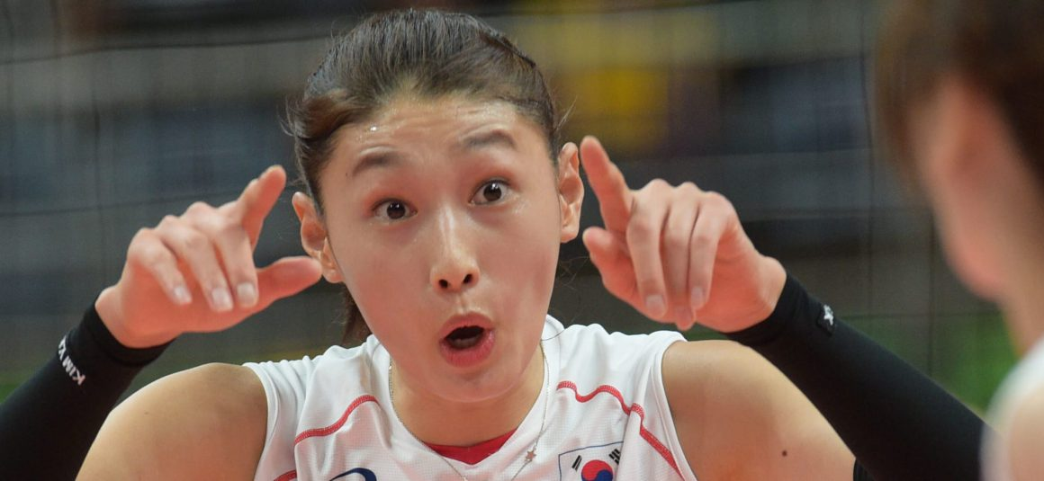 THE OLYMPIC NUMBERS TO KEEP AN EYE ON IN WOMEN'S VOLLEYBALL