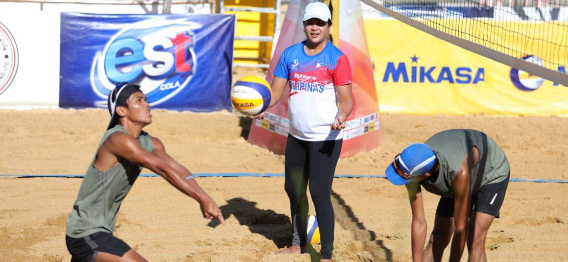 ASIAN U19 BEACH VOLLEYBALL CHAMPIONSHIPS ADVANCER