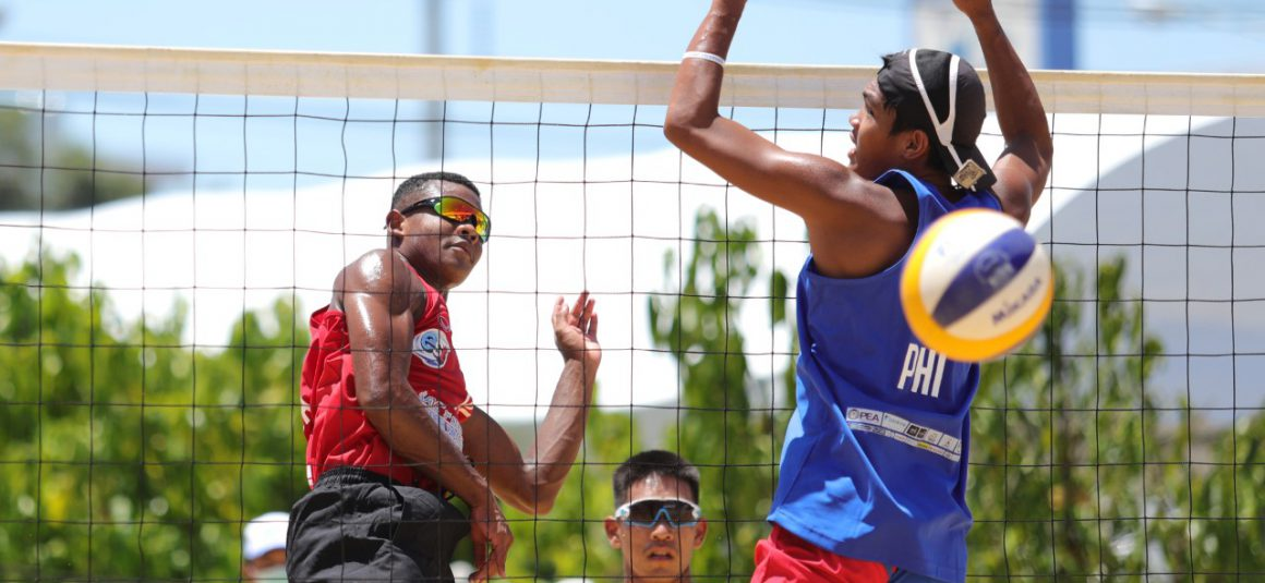 THAILAND AND AUSTRALIA FLEX THEIR MUSCLES ON DAY 2 OF ASIAN U19 BEACH VOLLEYBALL CHAMPIONSHIPS