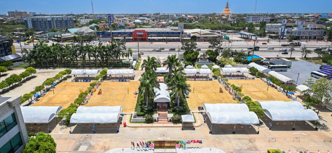 THAILAND SET TO KICK OFF 4TH ASIAN U21 BEACH VOLLEYBALL CHAMPIONSHIPS ON JULY 12