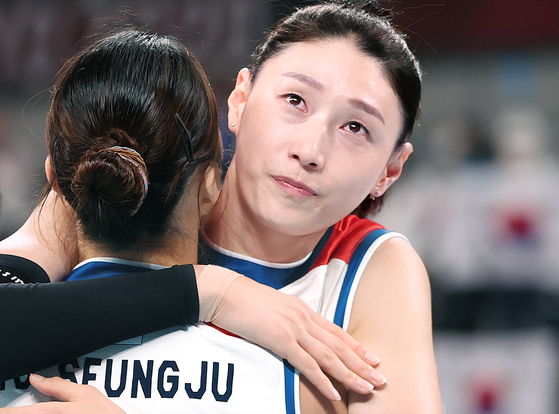 VOLLEYBALL GREAT KIM YEON KOUNG FINALISES RETIREMENT FROM INTERNATIONAL PLAY