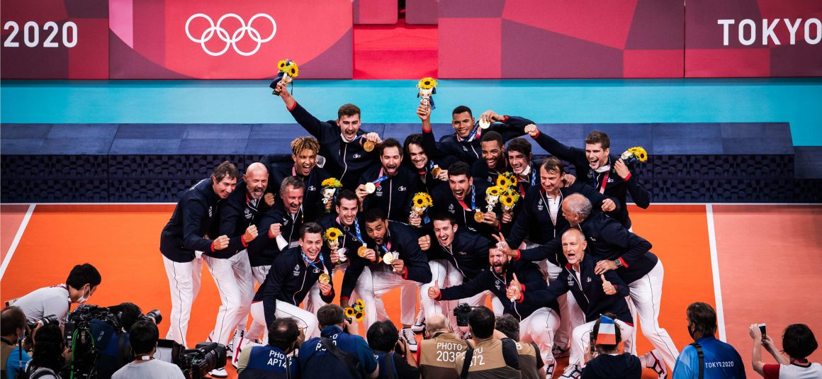 NGAPETH GUIDES FRANCE TO OLYMPIC GLORY