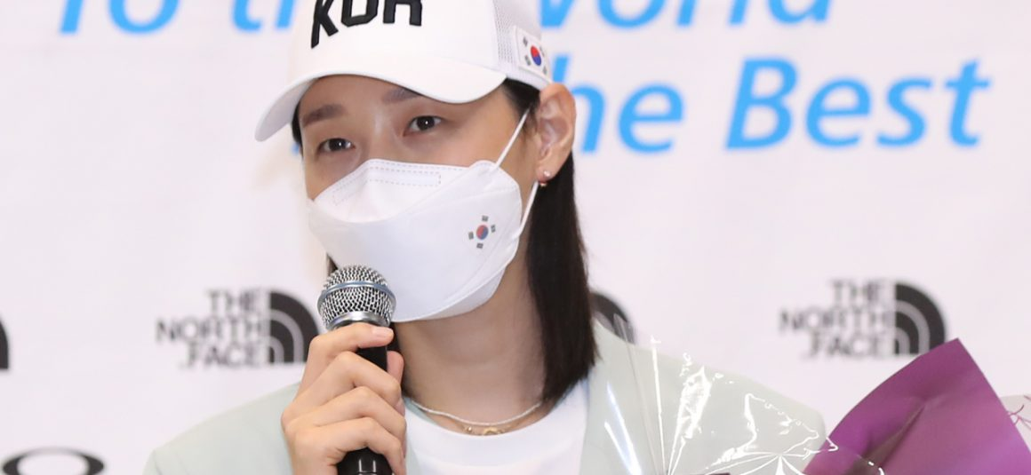 SUPER STAR KIM YEON KOUNG TO LEAVE DOOR OPEN FOR RETURN TO INTERNATIONAL PLAY