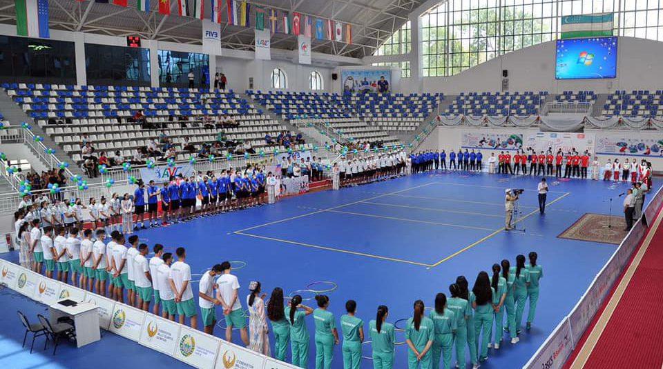 INAUGURAL CENTRAL ASIAN SENIOR MEN'S AND WOMEN'S CHALLENGE CUP UNDERWAY IN UZBEKISTAN