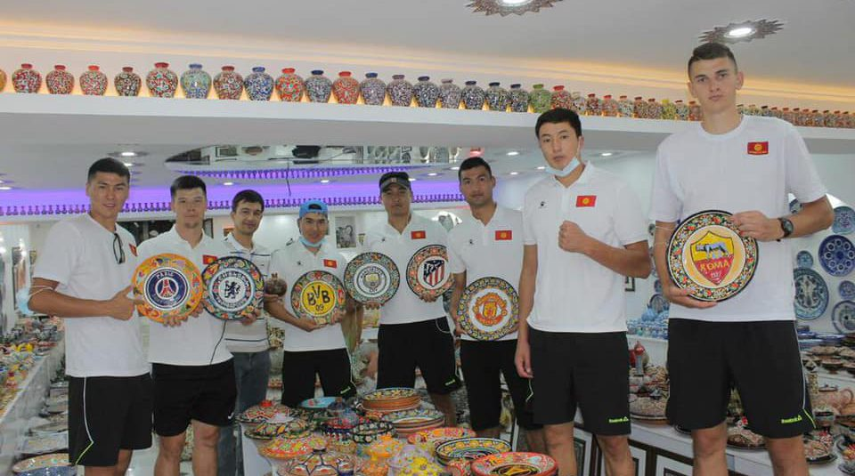 PARTICIPANTS ENJOY REST DAY AHEAD OF CENTRAL ASIAN SENIOR MEN'S AND WOMEN'S CHALLENGE CUP SEMIFINALS