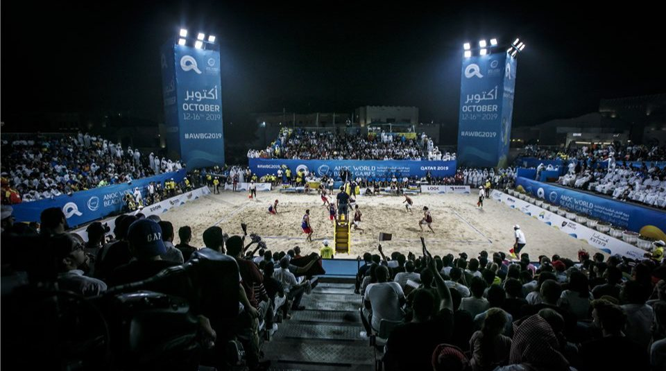 BEACH VOLLEYBALL TO FEATURE AT 2023 AND 2025 ANOC WORLD BEACH GAMES